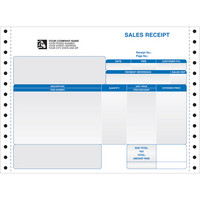 Point of Sale,Sales Receipt,Continuous Forms