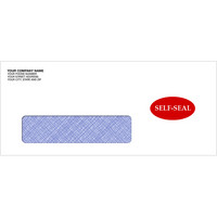 Compatible Envelope,Self-Seal,Envelope,Single-Window