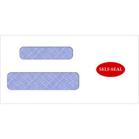 Compatible Envelope,Self-Seal,Envelope,Double-Window