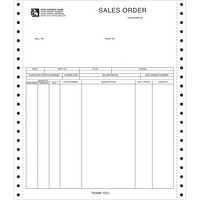 Sales Order,Continuous Forms