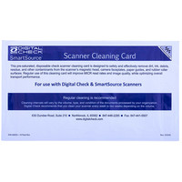 Waffletechnology,Cleaning Card,Check Scanner