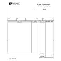 Purchase Order,Laser Forms