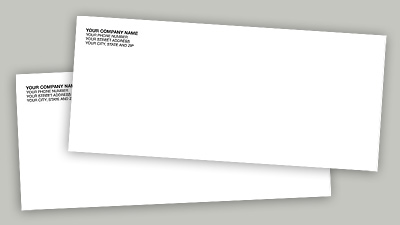 Windowless Envelopes