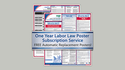 Compliance Poster Subscriptions